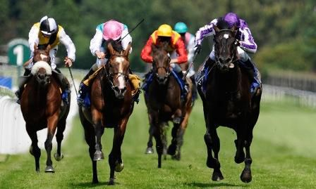 UK Horse Racing, a Brief Record of the Sport of Kings