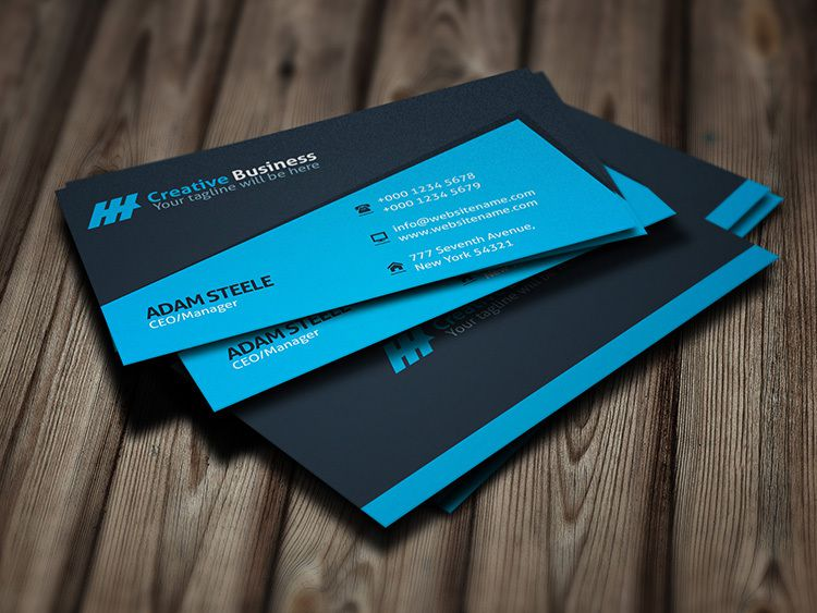 Latest model business card hn graphics files in different formats colourmoves