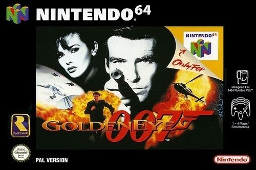 3 Cool Facts About Goldeneye N64