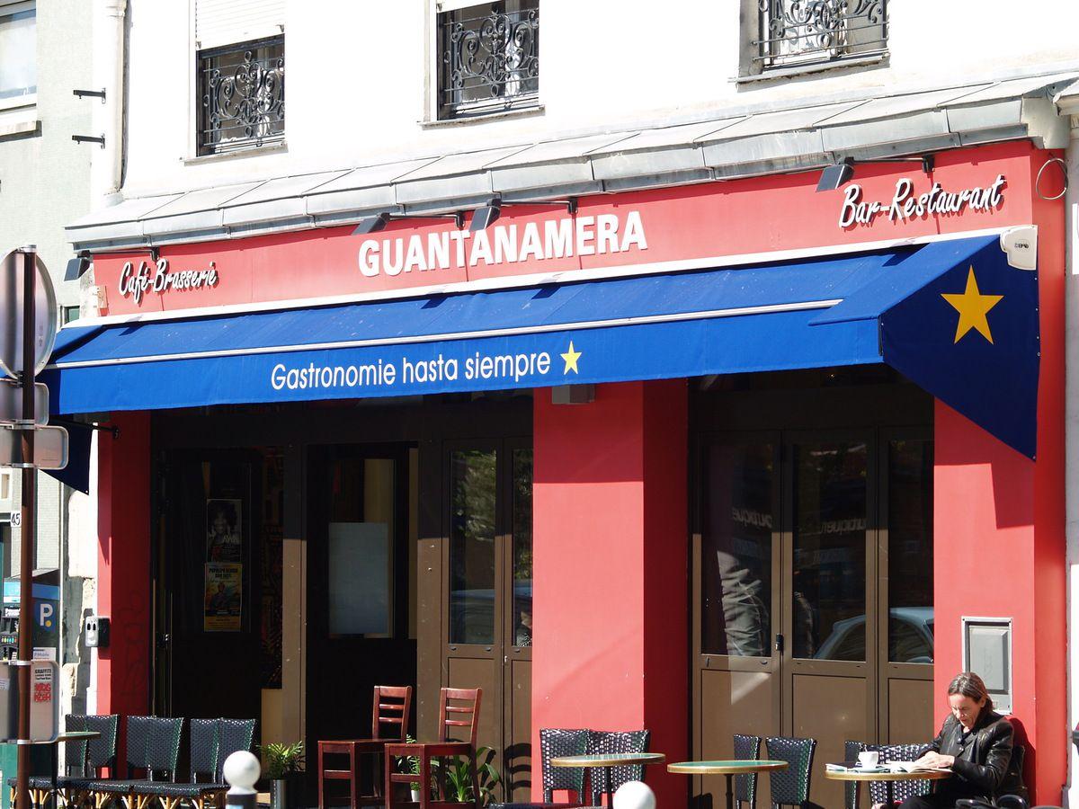 Brunch cubain - dimanche 8 mai, rue Pajol