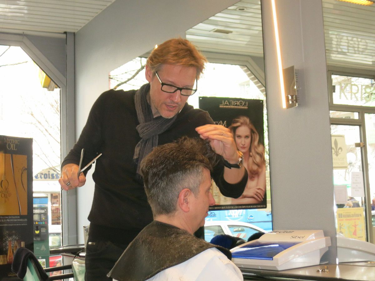 KRIS'STYL : profession coiffeur