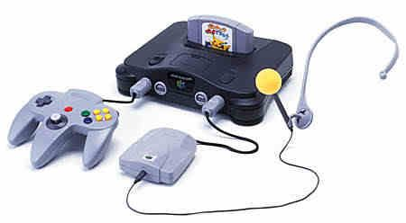 Remembering the N64 VRU