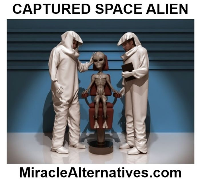 Breaking News! UNITED STATE NAVY Captures An Actual Sector Alien!