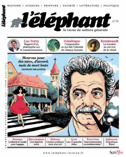 L'éléphant, une revue intelligente