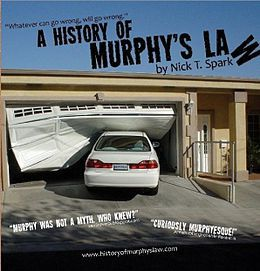 """A history of Murphy's Law"" de Nick T. Spark"