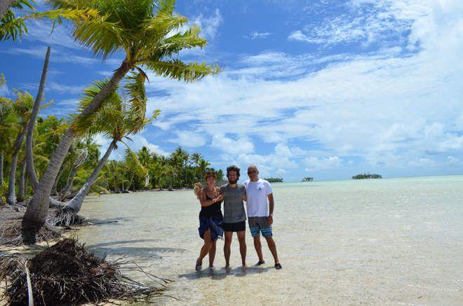 Polynesie Française : Rangiroa
