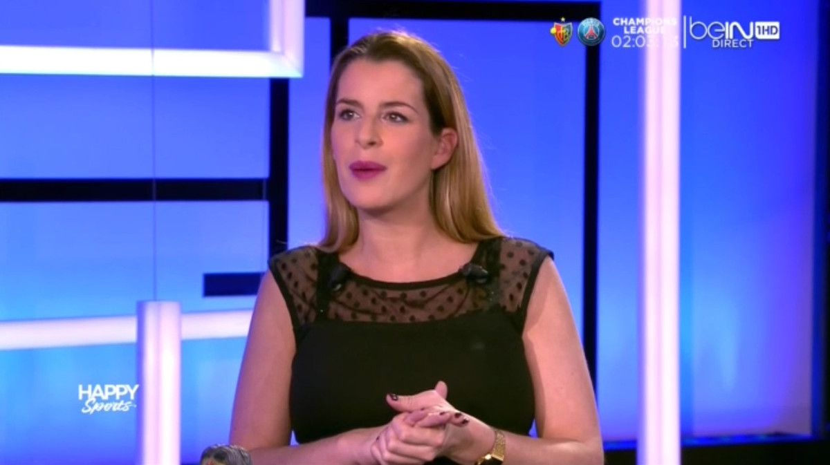 Vanessa Le Moigne 01/11/2016