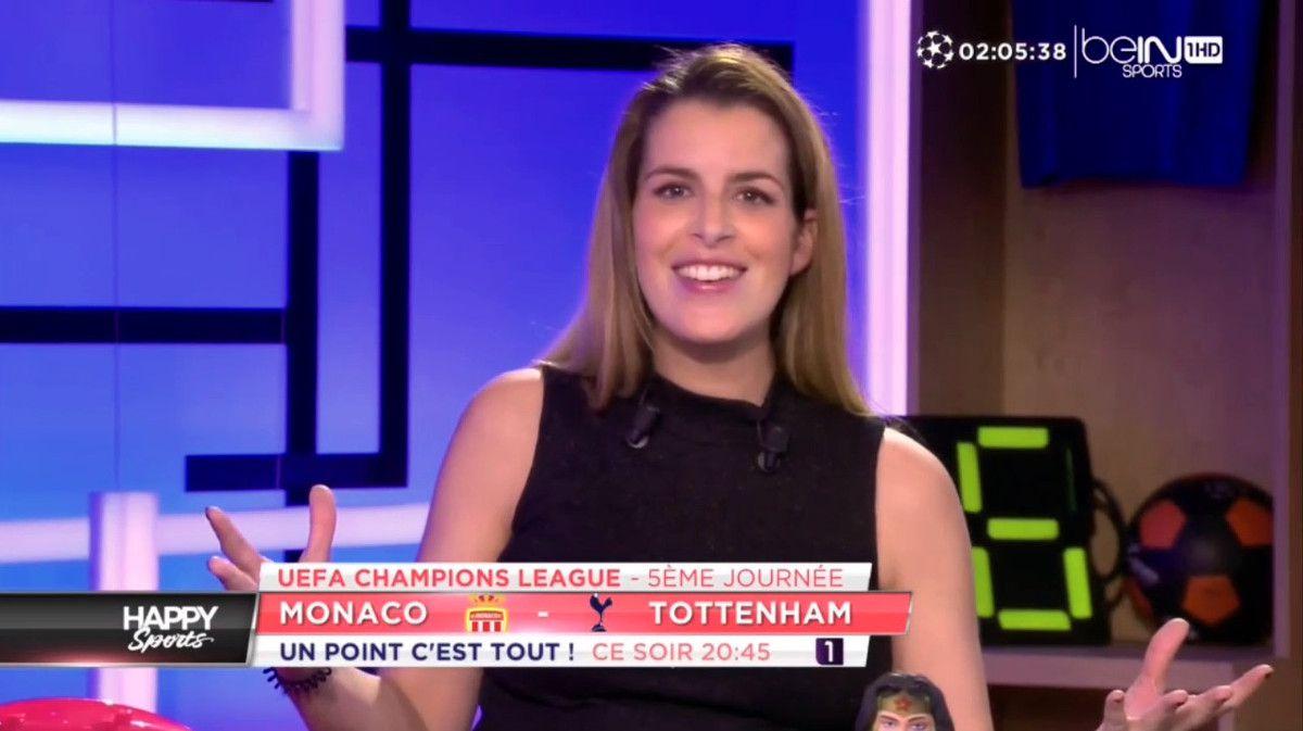 Vanessa Le Moigne 22/11/2016