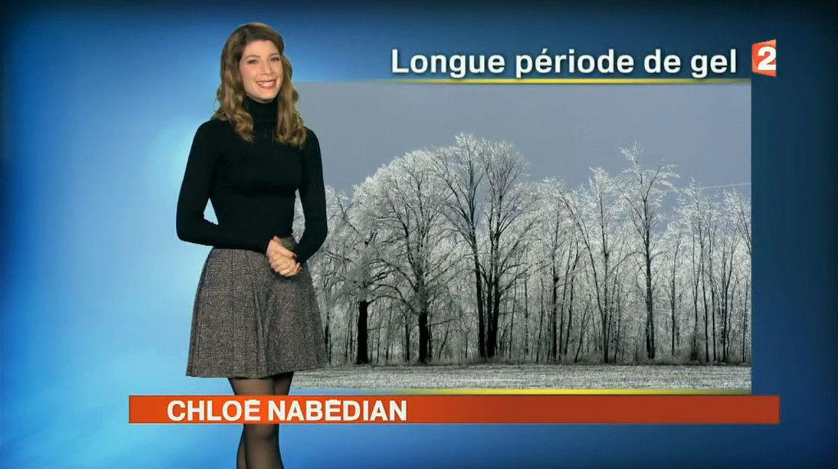 Chloé Nabédian 14/12/2016
