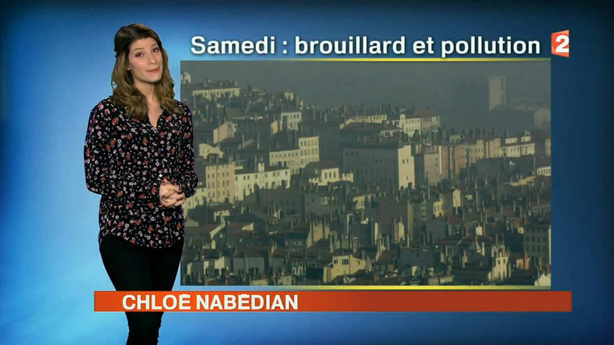 Chloé Nabédian 17/12/2016 Midi