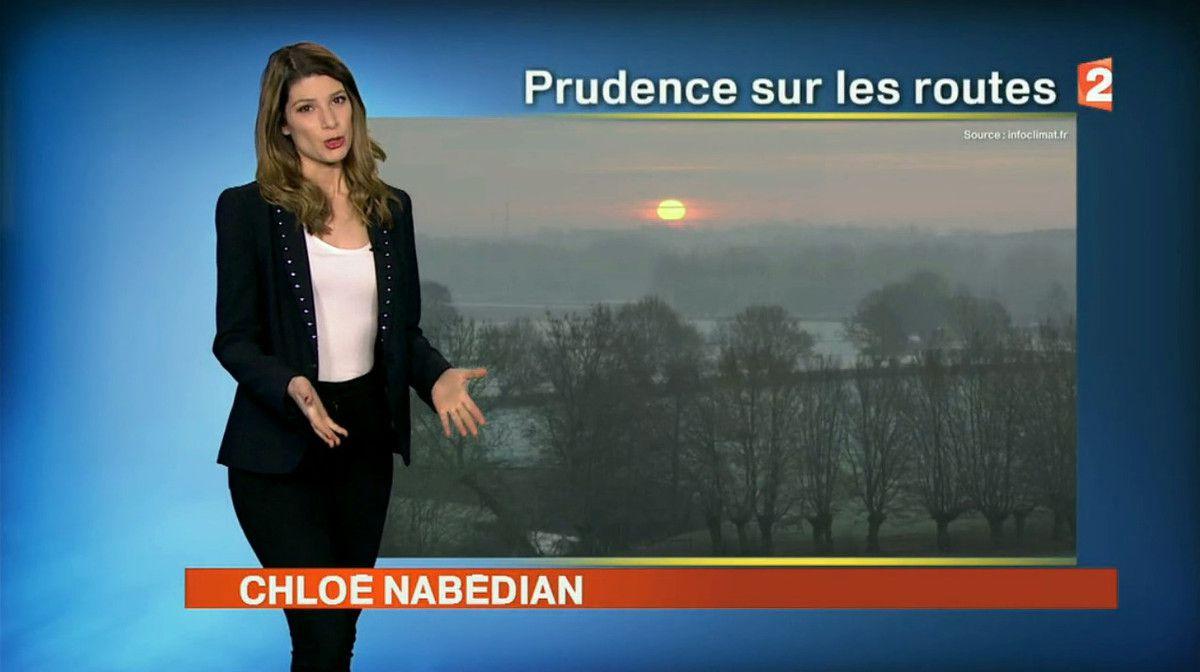 Chloé Nabédian 17/12/2016 Soir