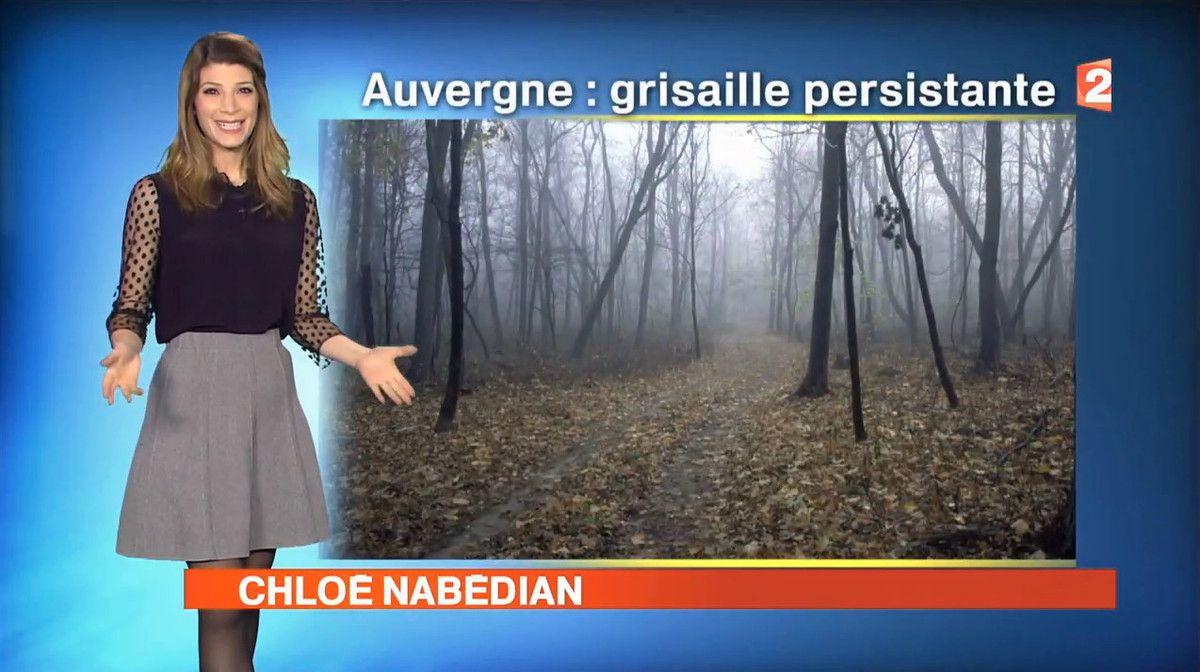 Chloé Nabédian 24/12/2016 Midi