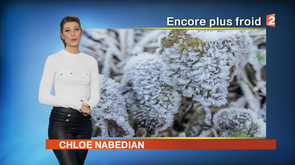Chloé Nabédian 30/12/2016 Midi