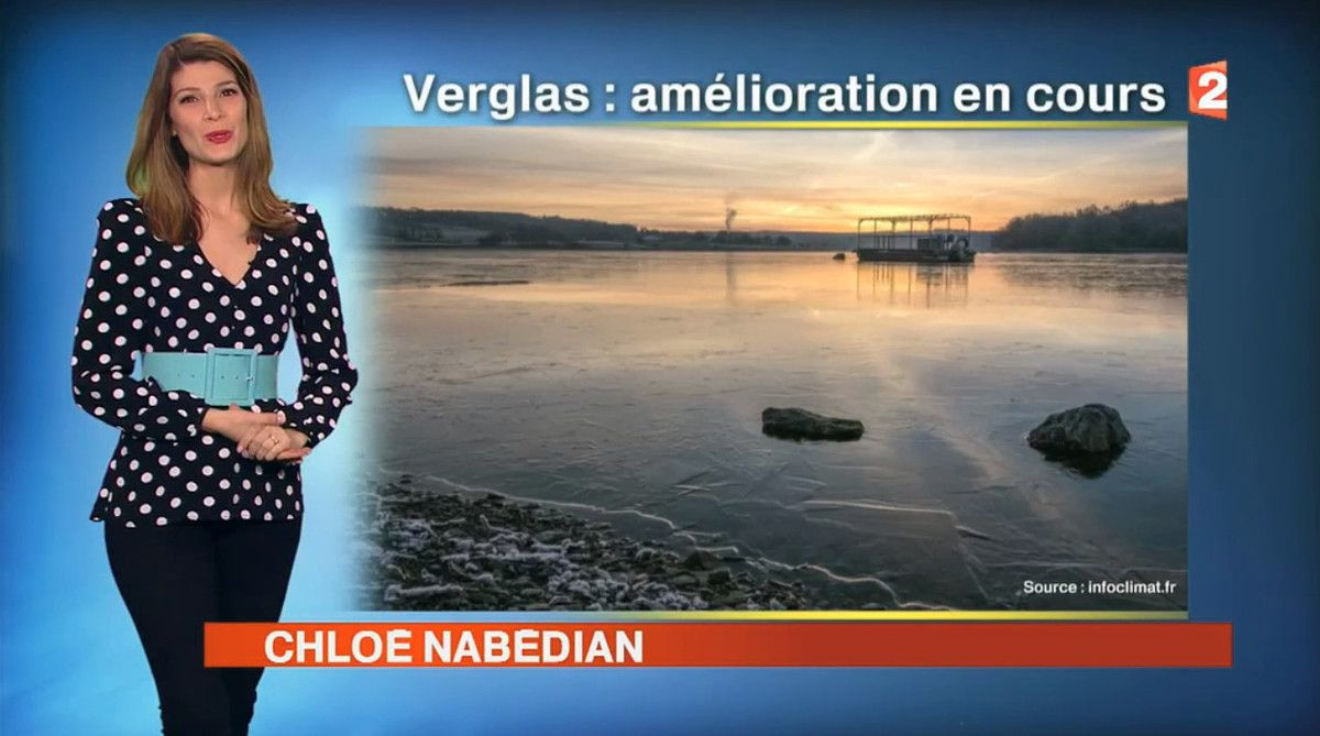 Chloé Nabédian 08/01/2017 Midi