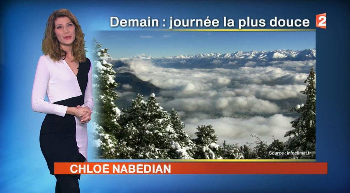 Chloé Nabédian 10/01/2017 Soir