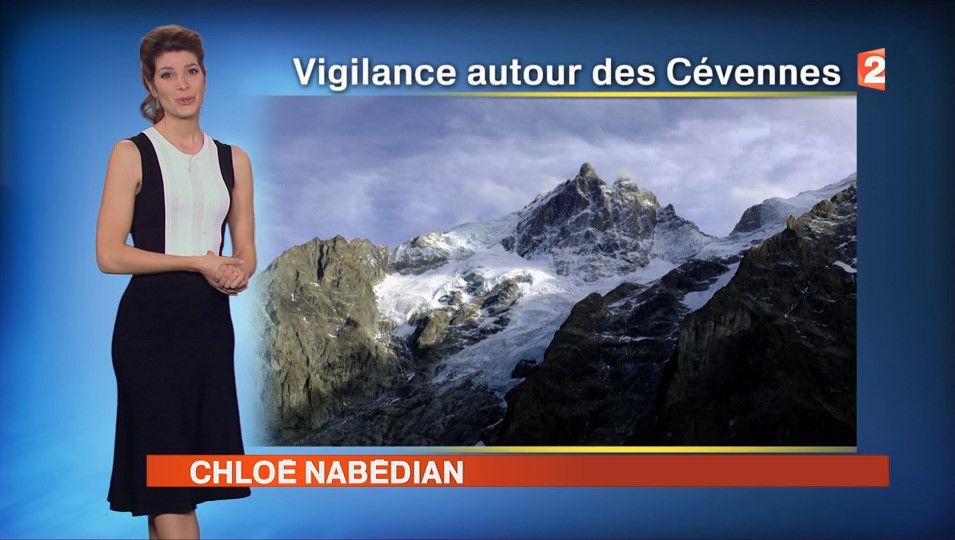 Chloé Nabédian 26/01/2017 Soir