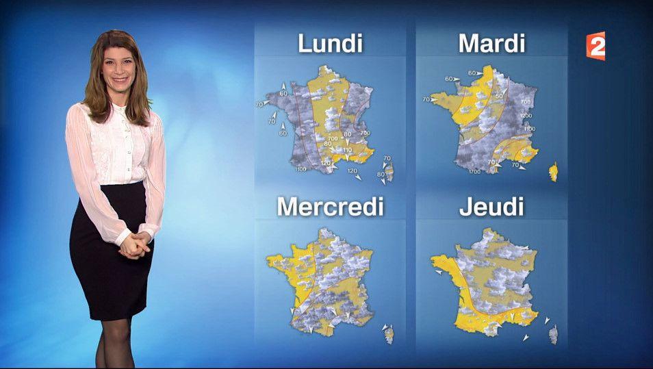 Chloé Nabédian 04/02/2017 Midi