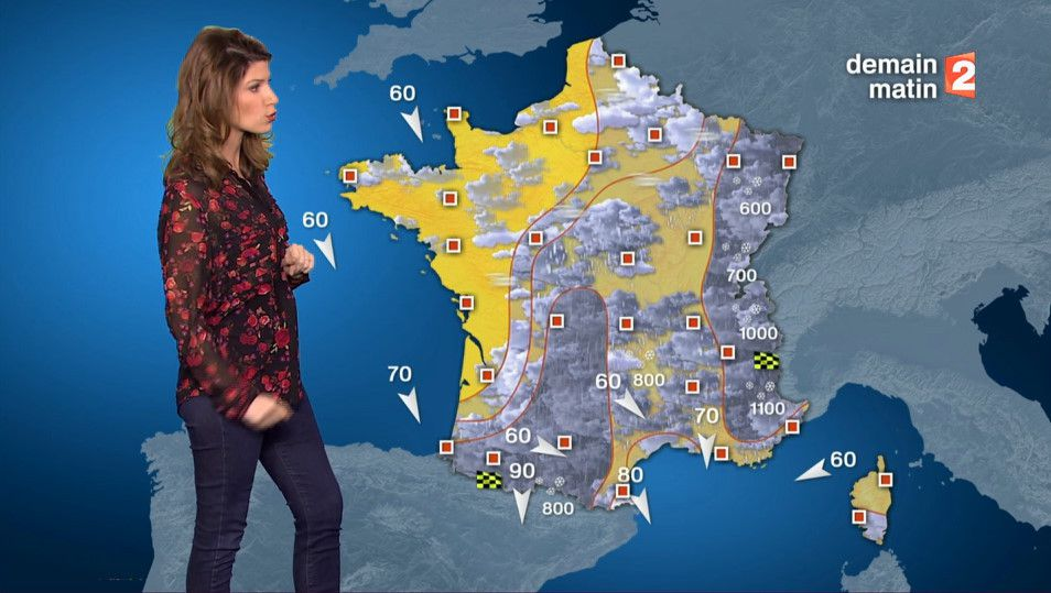 Chloé Nabédian 07/02/2017 Midi