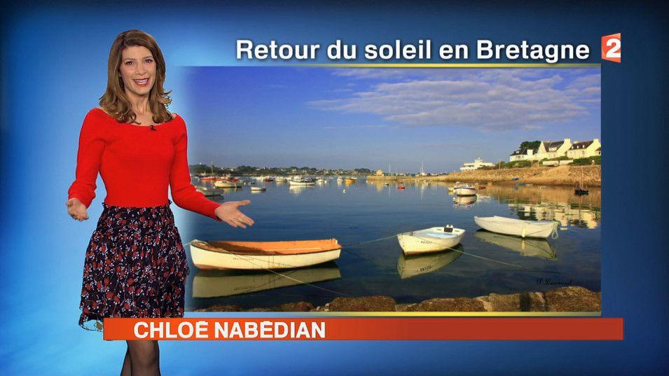 Chloé Nabédian 08/02/2017 Midi