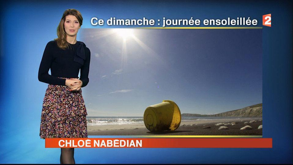 Chloé Nabédian 19/02/2017 Midi