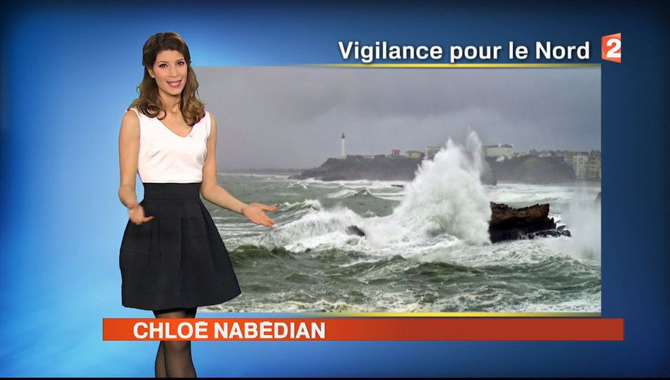 Chloé Nabédian 22/02/2017 Soir