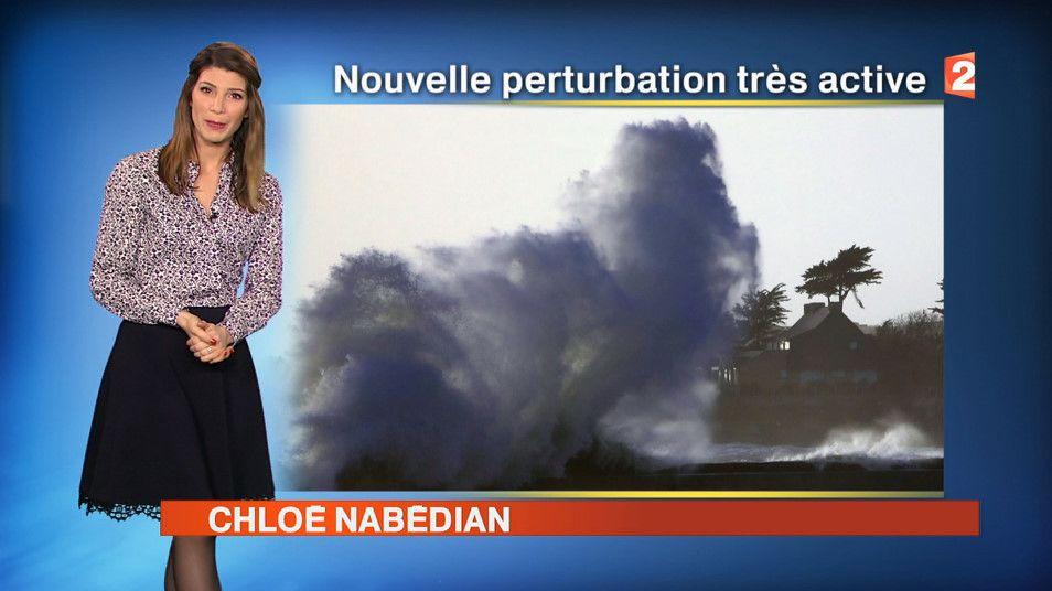 Chloé Nabédian 05/03/2017 Midi