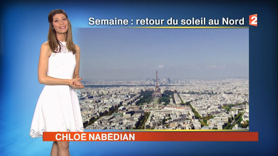 Chloé Nabédian 19/03/2017 Soir