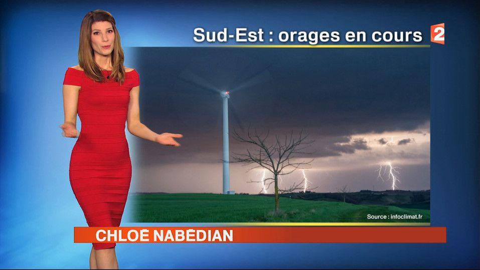 Chloé Nabédian 01/04/2017