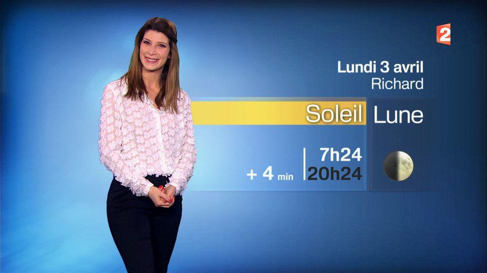 Chloé Nabédian 02/04/2017 Soir