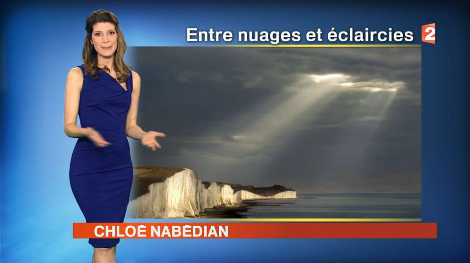 Chloé Nabédian 04/04/2017 Soir