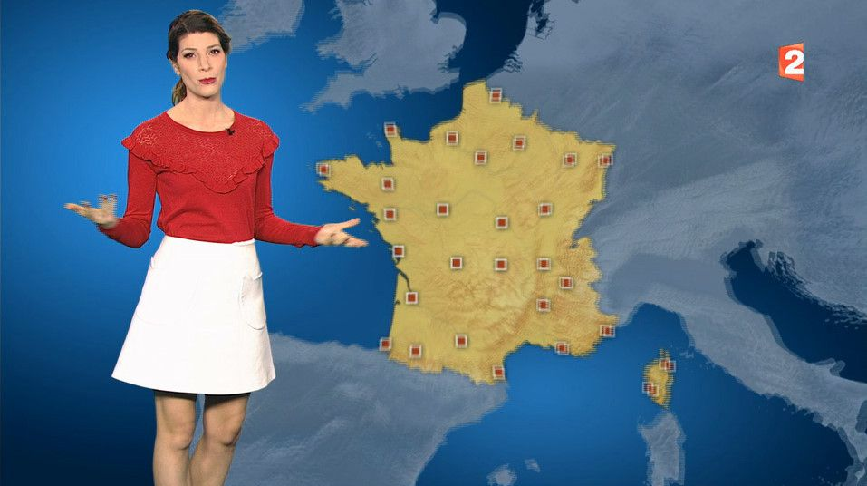Chloé Nabédian 05/04/2017 Midi