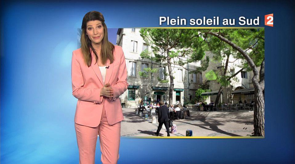 Chloé Nabédian 16/04/2017 Soir
