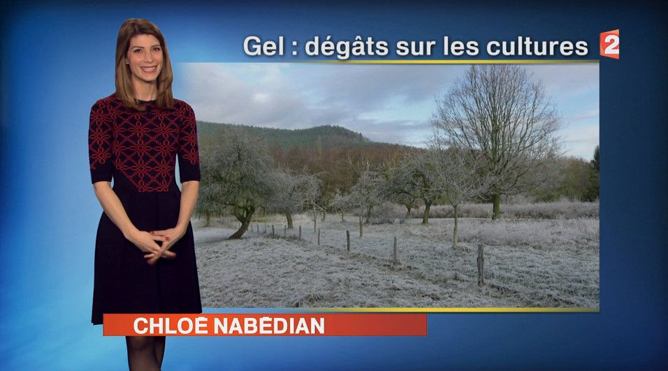 Chloé Nabédian 28/04/2017 Midi