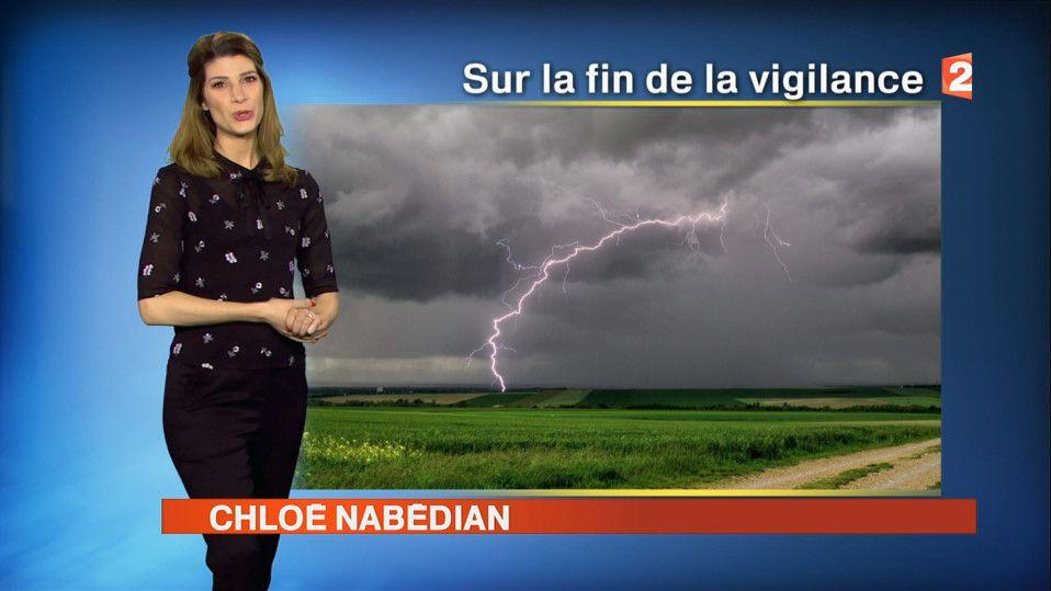 Chloé Nabédian 30/04/2017 Soir