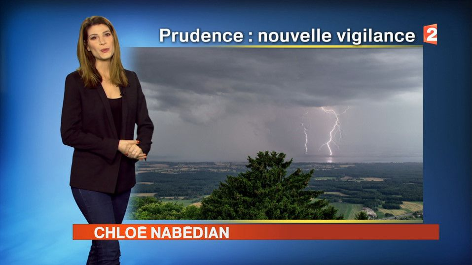 Chloé Nabédian 30/04/2017