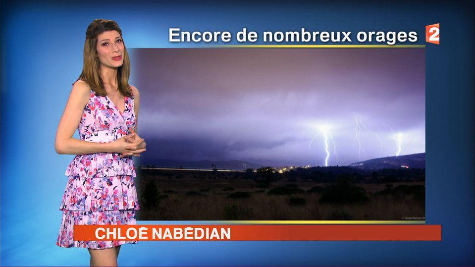 Chloé Nabédian 12/05/2017 Soir
