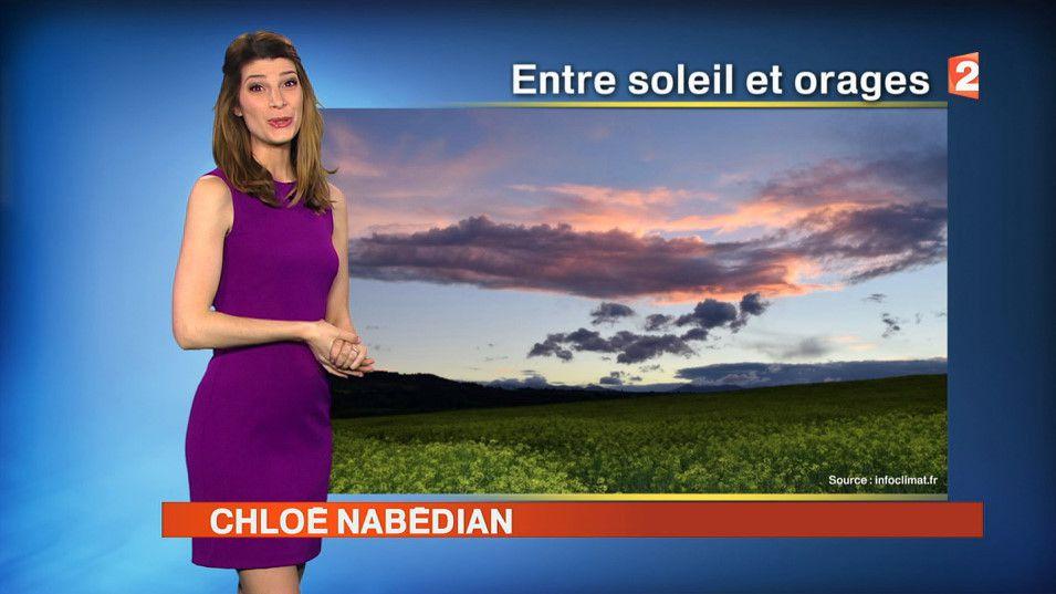 Chloé Nabédian 13/05/2017 Soir