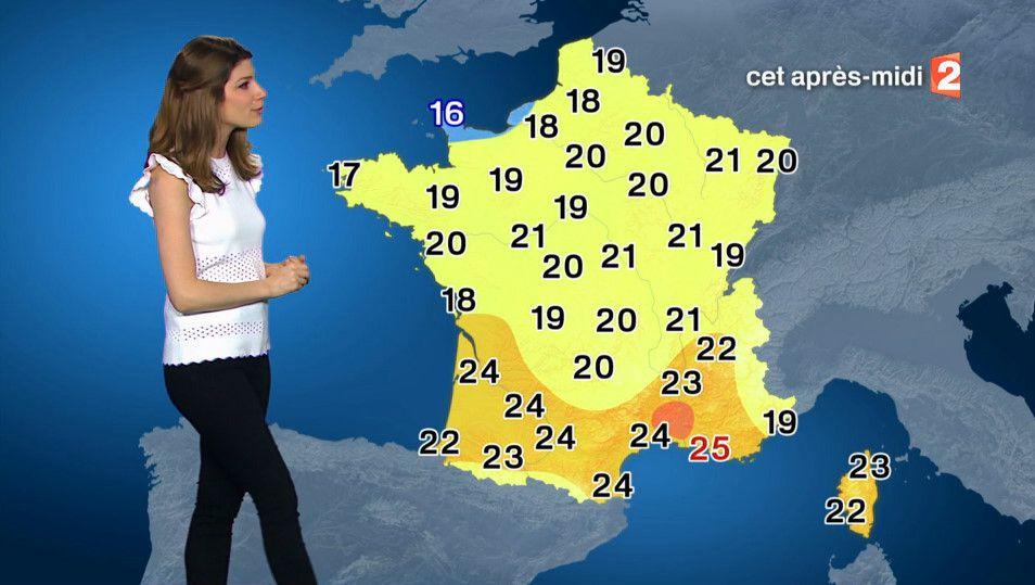 Chloé Nabédian 14/05/2017 Midi
