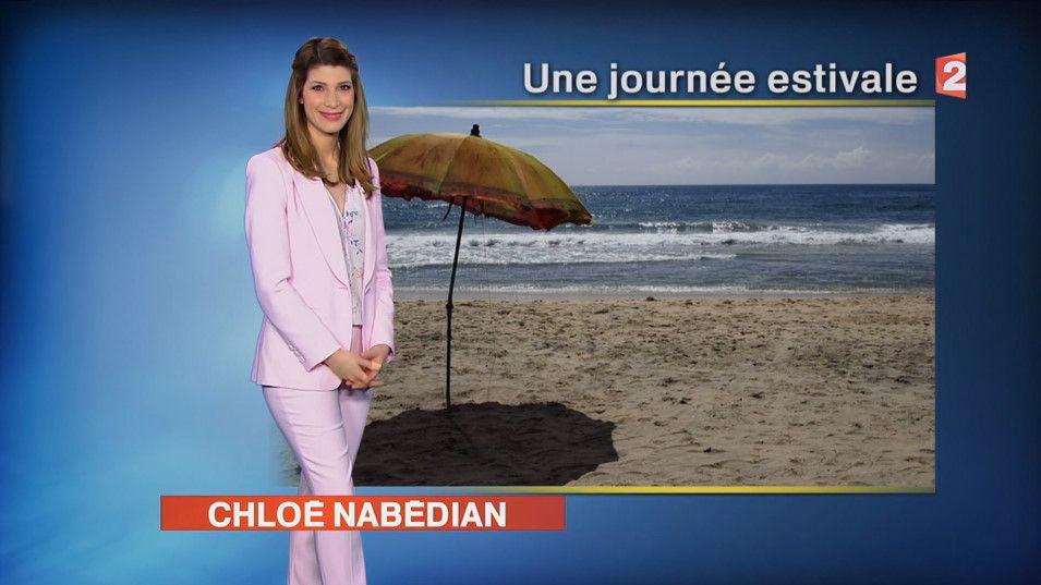 Chloé Nabédian 16/05/2017 Soir