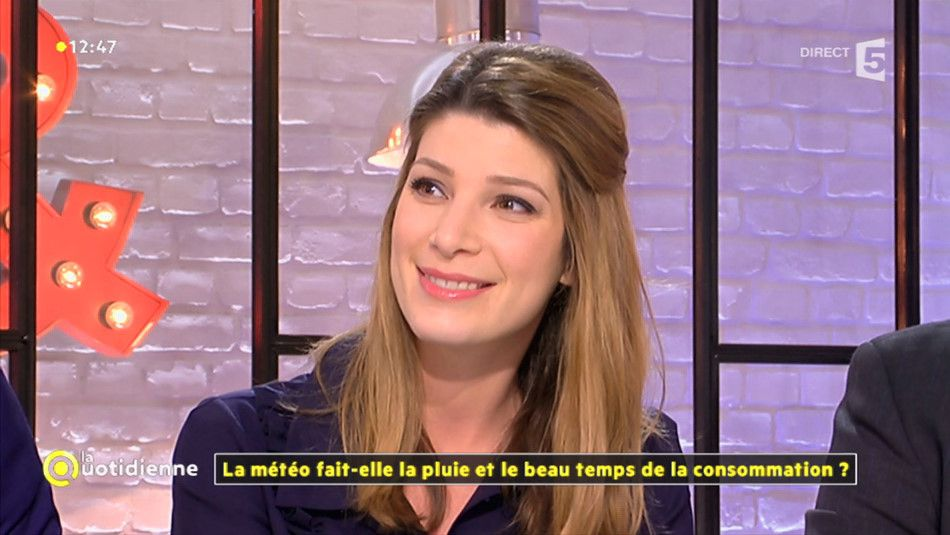 Chloé Nabédian 18/05/2017 Quotidienne France 5