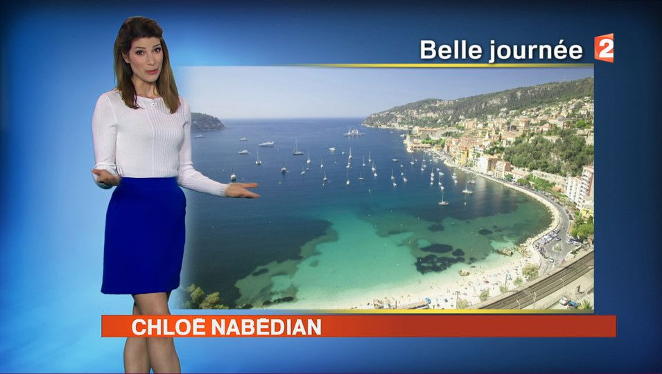 Chloé Nabédian 24/05/2017 Midi