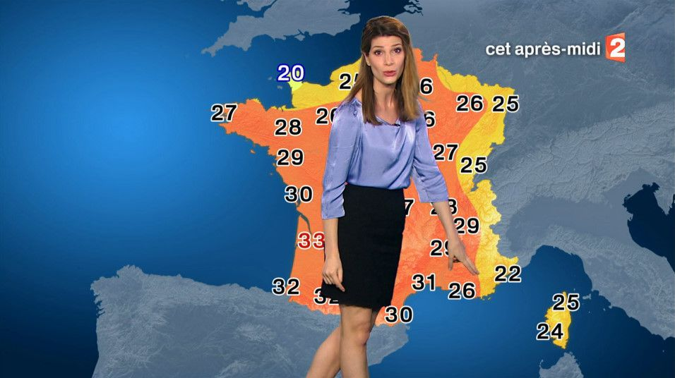 Chloé Nabédian 25/05/2017 Midi