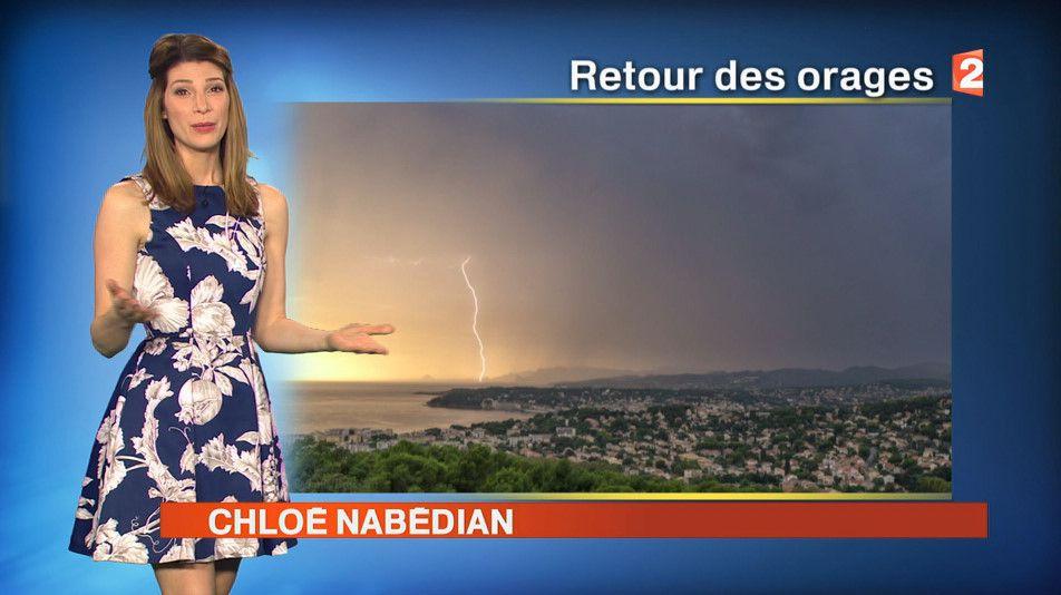 Chloé Nabédian 30/05/2017 Soir