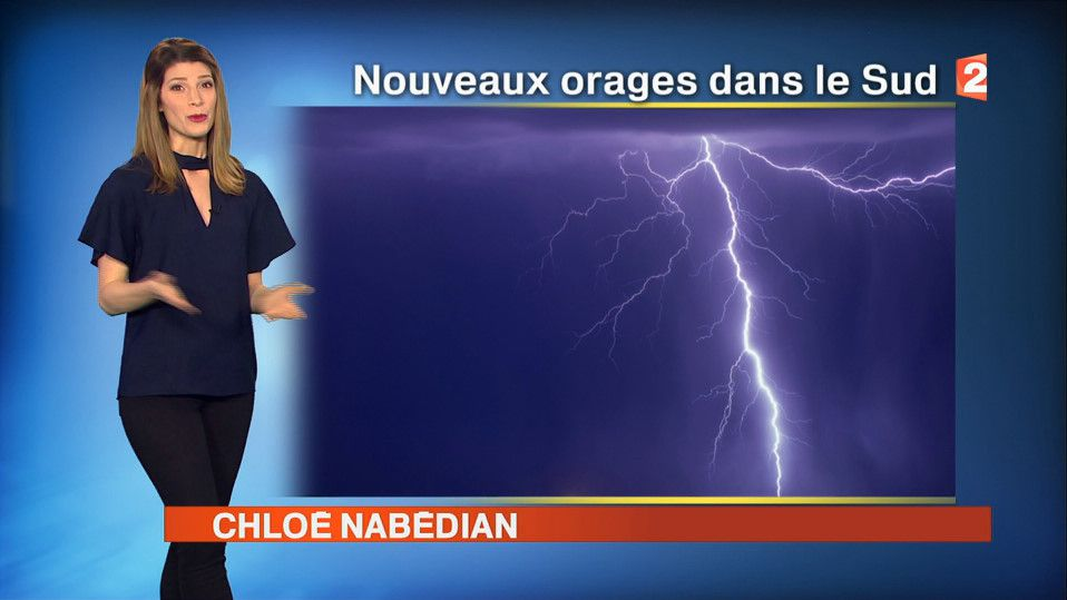 Chloé Nabédian 30/05/2017 Midi