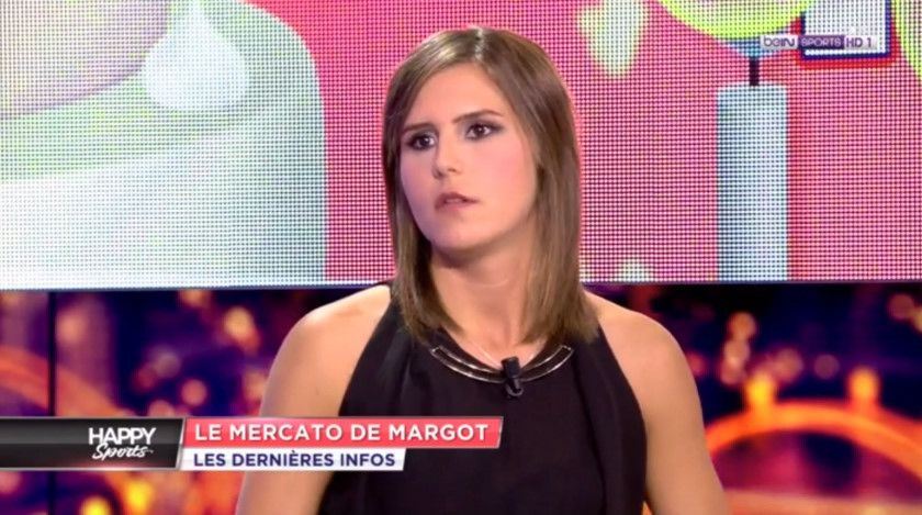 Margot Dumont 01/06/2017 Happy Sport
