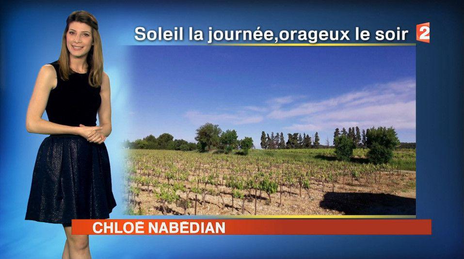 Chloé Nabédian 01/06/2017 Soir