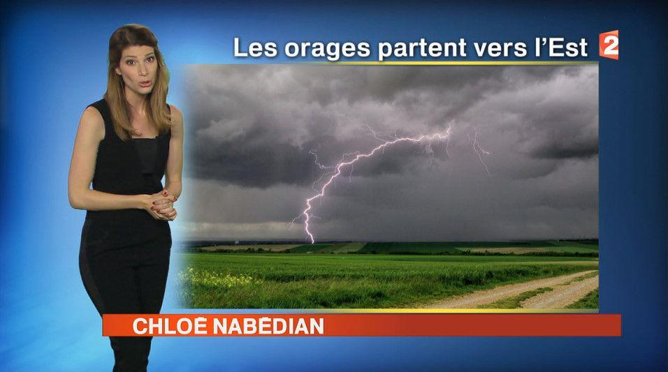 Chloé Nabédian 10/07/2017 Midi
