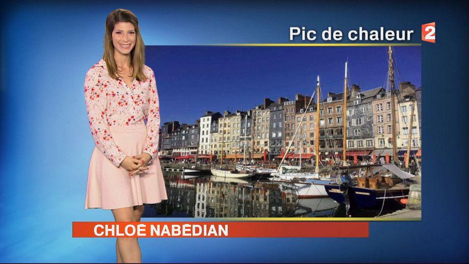 Chloé Nabédian 17/07/2017