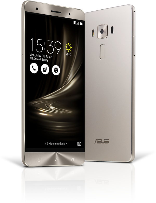 ZENFONE 3 DELUXE TO BE THE WORLD'S FIRST SMARTPHONE WITH THE NEW SNAPDRAGON 821 CPU