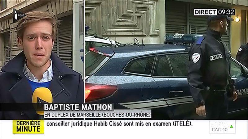 |Exclu Planète TV| Baptiste Mathon, ancien journaliste à ITélé réagit sur la grève !